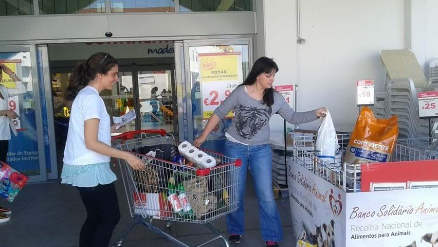 Banco Solidário Animal decorre este fim de semana e no próximo, nos dias 16 e 17 de maio