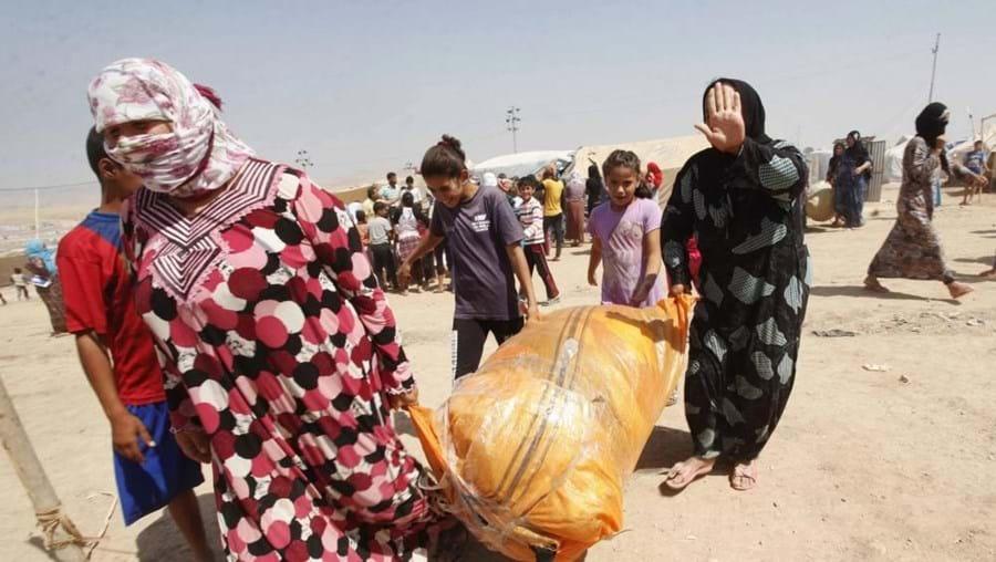 Cerca de 68.400 sírios pediram asilo