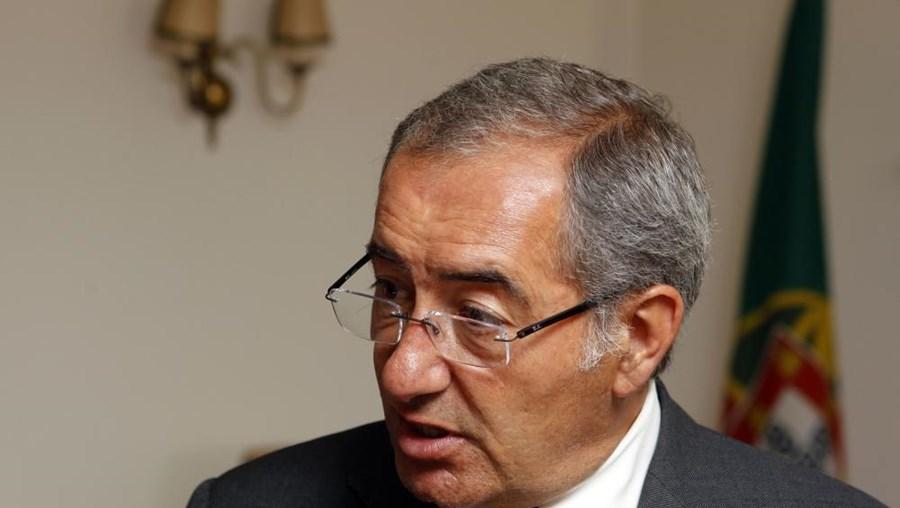 O secretário de Estado das Comunidades Portuguesas José Cesário