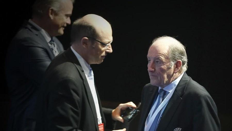 Jacques Lambert, dirigente da sociedade organizadora do Euro2016