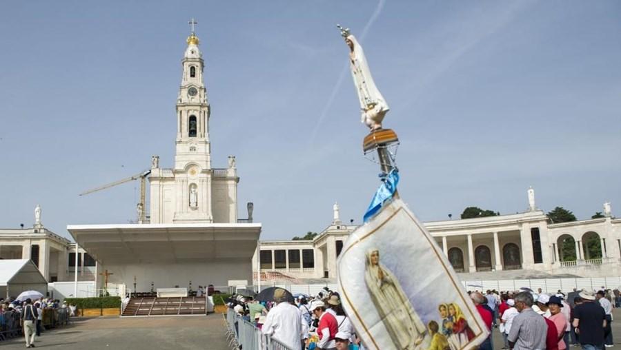 Imagem do Santuário de Fátima