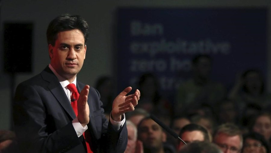 O anterior líder, Ed Miliband, demitiu-se após a derrota eleitoral