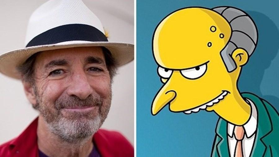 Harry Shearer e Mr. Burns