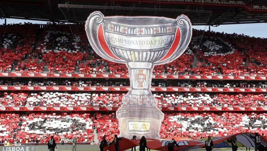 Benfica é a equipa portuguesa mais vezes campeã nacional