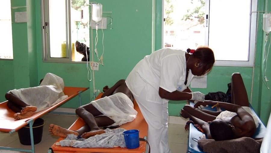 Vacinação contra a cólera