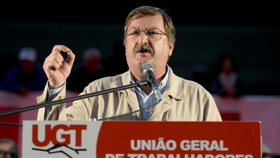 Carlos Silva esteve na inauguração da sede da UGT em Vila Real
