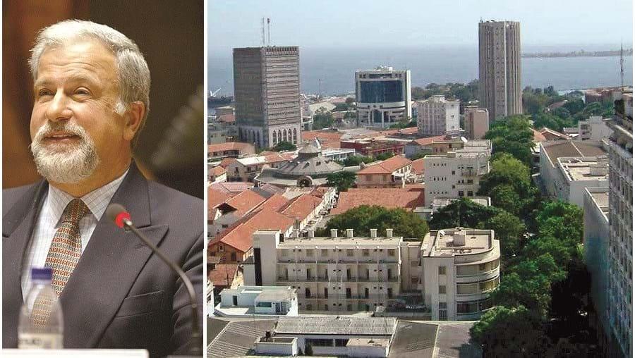 Embaixador António Montenegro, hoje com 70 anos, cometeu crimes em Dakar, Senegal