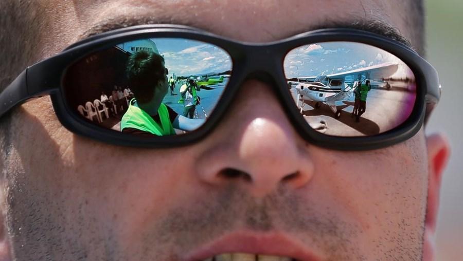 Para as regiões com níveis muito altos e altos, o IPMA recomenda o uso de óculos de sol com filtro UV