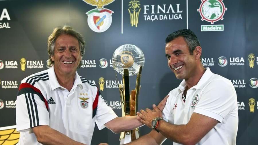 O encontro entre Benfica e Marítimo está marcado para as 19h45