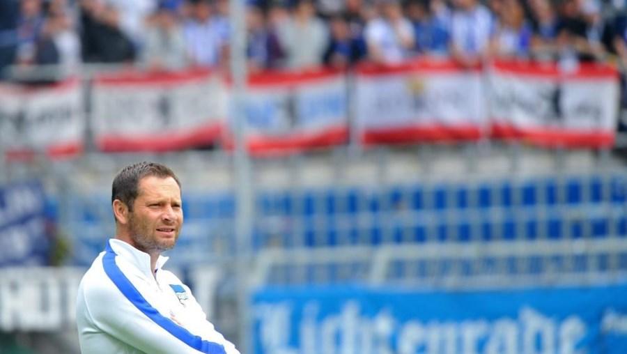 """""""O contrato foi assinado. Pal Dardai é o nosso novo treinador-chefe"""", escreveu o diretor do Hertha Berlim"""