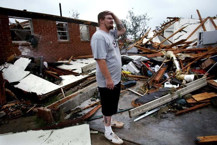 Tornado nos Estados Unidos