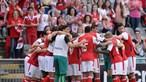 Braga no torneio Teresa Herrera