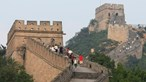 Muralha da China está desintegrar-se