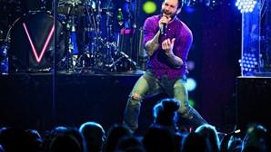 Maroon 5 atuam quarta-feira no Meo Arena
