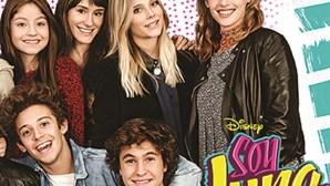Disney anuncia sucessora de 'Violetta'