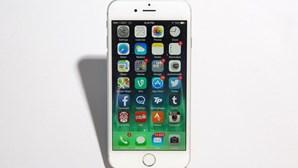 O iPhone 6, com calma