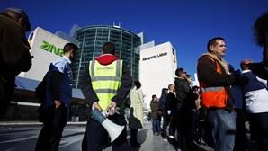 Comissão de Trabalhadores da Groundforce receia já não estar a lutar por salário mas pelo posto de trabalho
