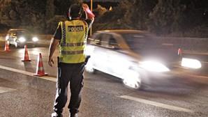 PSP caça 'piloto' bêbedo sem carta em corrida ilegal