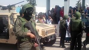 Militares foram destacados para o local