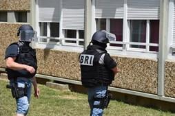 Membros da Polícia procuravam um dos culpados do atentado