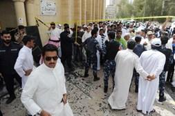 Polícia pediu a turistas para permanecer no hotel