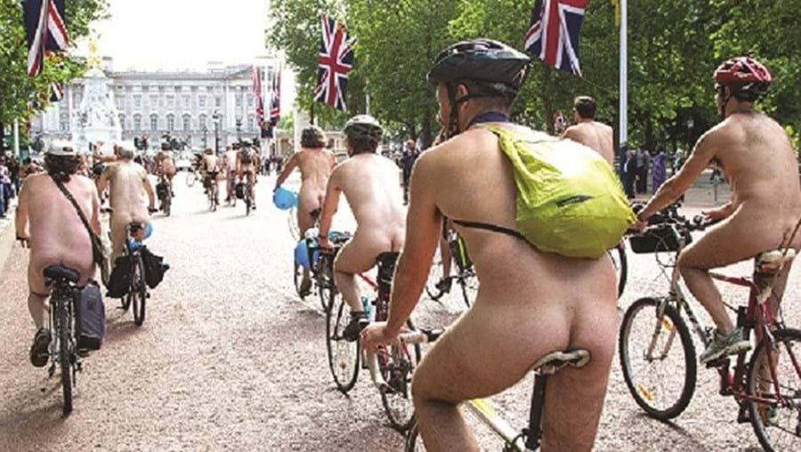 Homem foi impedido de participar em passeio de bicicletas