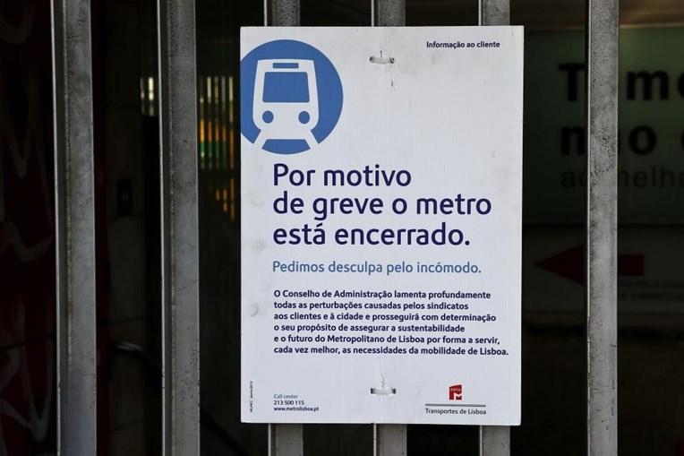 metro, greve, trabalhadores, Lisboa, protestos