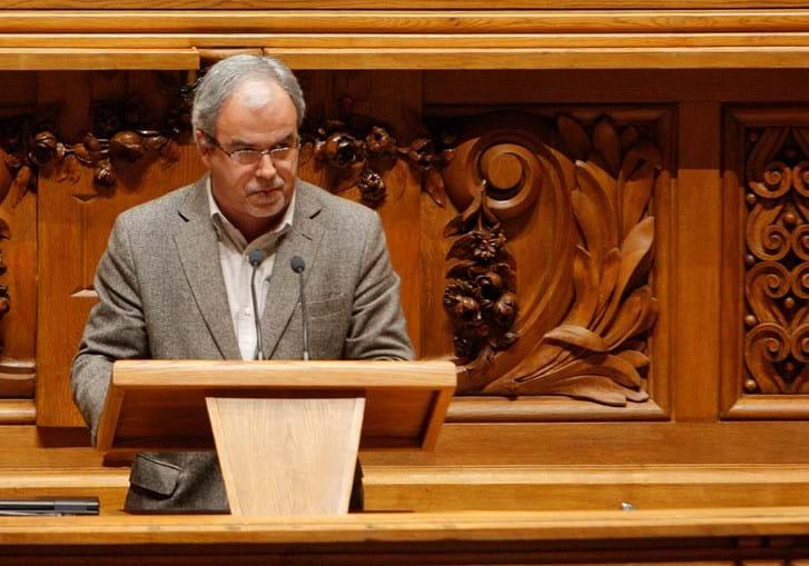 José Manuel Pureza é ex-líder da bancada parlamentar do Bloco de Esquerda