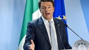 Renzi quer conversações após referendo grego