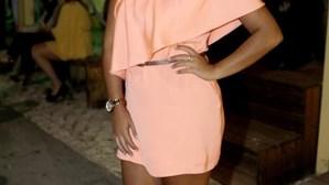 Diana Pinto adorou a viagem a Miami