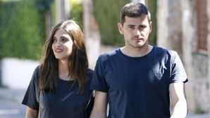 Carbonero recebe amigas no Porto