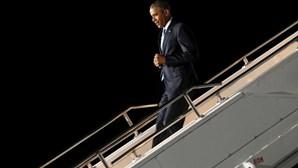 Presidente dos EUA de visita ao Quénia