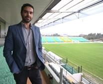 'O objetivo deste clube é conseguir sempre a permanência o mais rápido possível', disse o presidente da sociedade desportiva, Rui Seabra