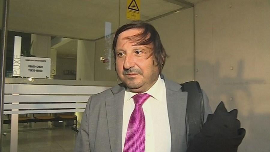 Carvalho Bessa, advogado de Nuno Gonçalves e Daniel Silva