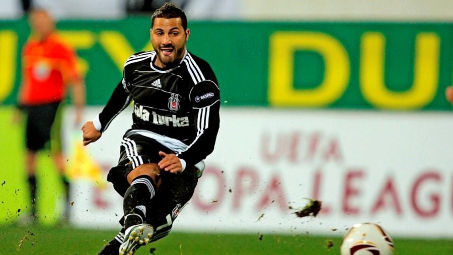 Ricardo quaresma tem 31 anos e já jogou no Besiktas em 2010-2011 e 2011-2012