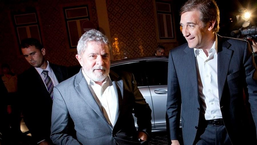 Pedro Passos Coelho já desmentiu ter  recebido qualquer  cunha de Lula da Silva