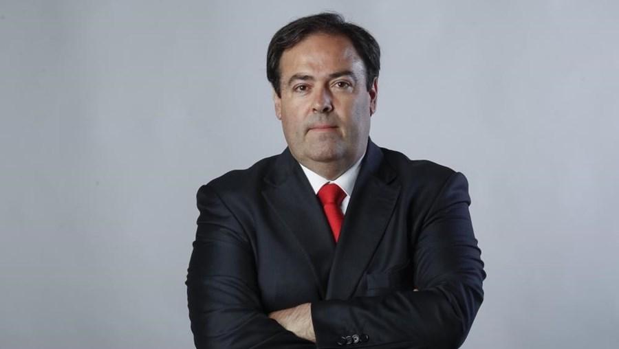 O dirigente socialista António Galamba