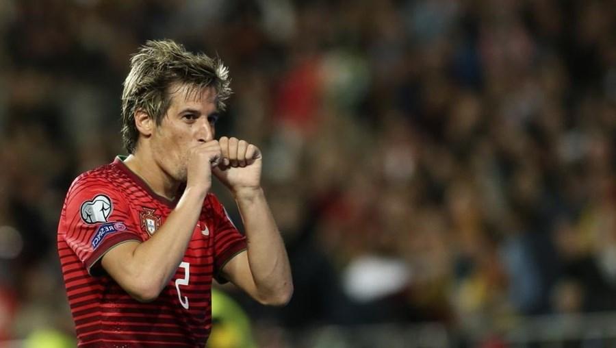 Coentrão tem contrato com os merengues até 2019