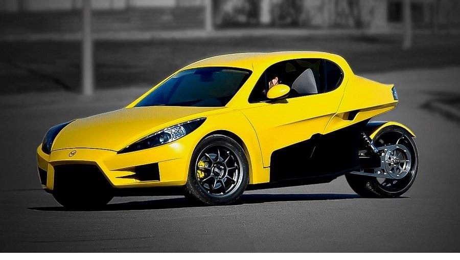 Veeco, o automóvel desportivo fabricado em Portugal