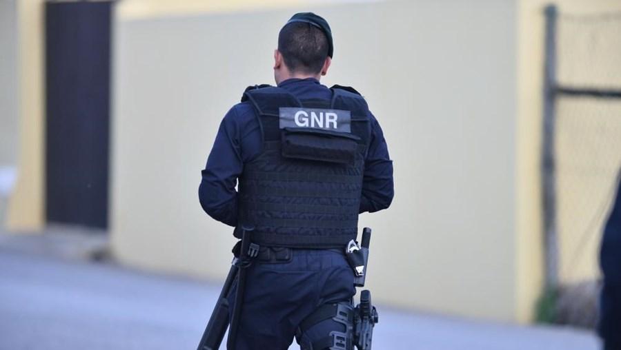 Militar da força de intervenção da GNR