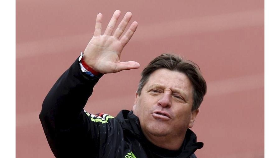 Herrera foi destituído do cargo após ter agredido um jornalista desportivo