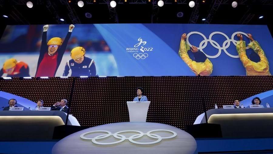 Jogos Olímpicos de Inverno de 2022 vão decorrer em Pequim