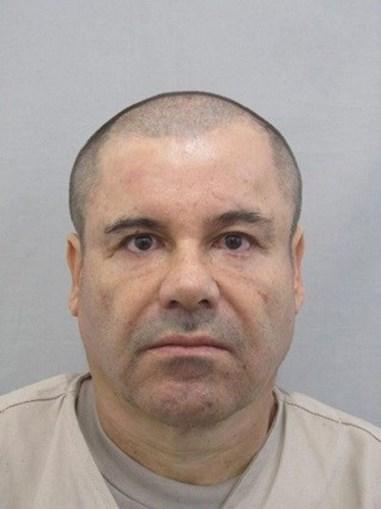 A fotografia mais recente de 'El Chapo', antes de fugir da prisão de Altiplano