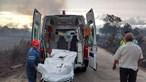 Um morto em incêndio florestal no Sabugal