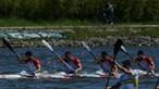 Canoagem: portugueses garantem Olímpicos