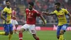 Ao minuto: Arouca 1-0 Benfica