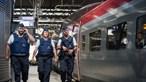Tripulação de TGV fugiu do terrorista