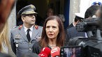 Ministra da Administração Interna lamenta mortes no tiroteio de Quinta do Conde