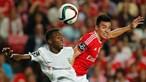 Gaitán preparado para ficar no Benfica
