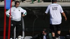 Octávio Machado confia na passagem do Sporting